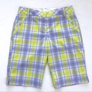 NWOT Puma Sport Lifestyle USP Golf Shorts